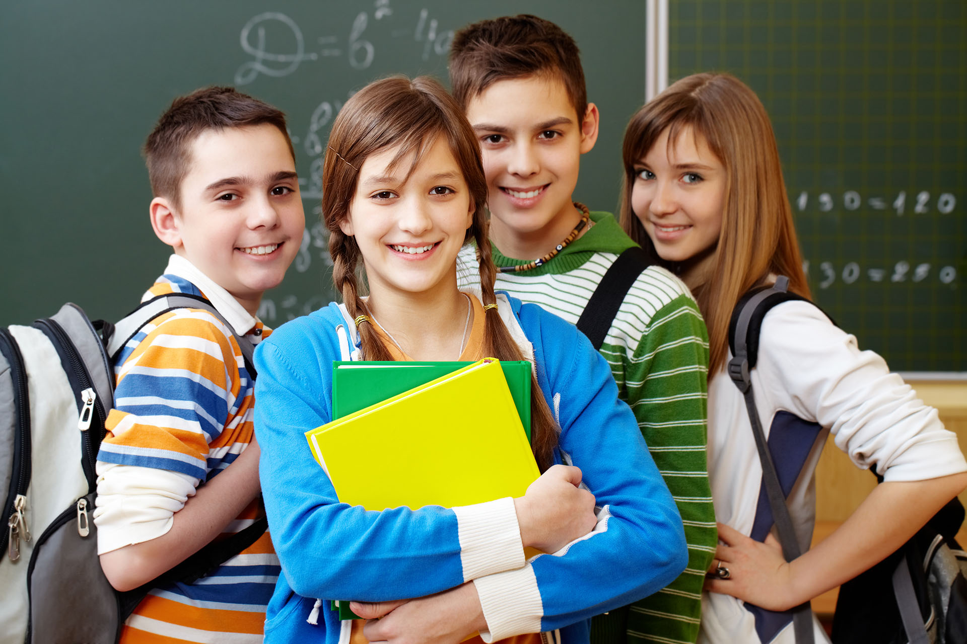 English Language  for 8 - 16 years old students