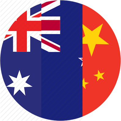 Australia, New Zealand & China