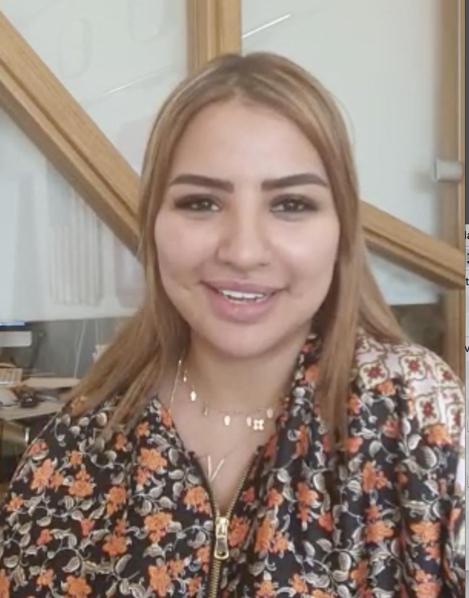 Miss Sara L (Student Testimonial)
